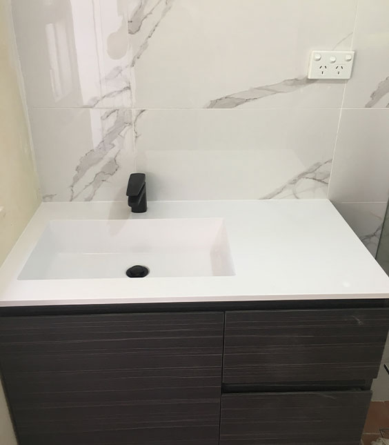 Bathroom Renovation in Marrickville