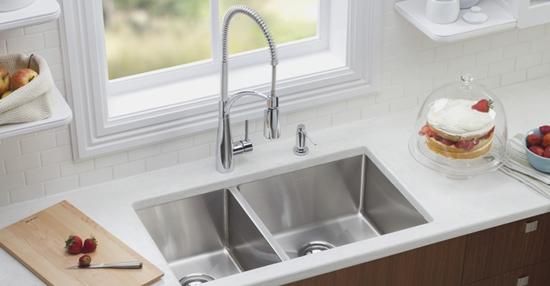 Hills District Sydney - Kitchen Sink Installation