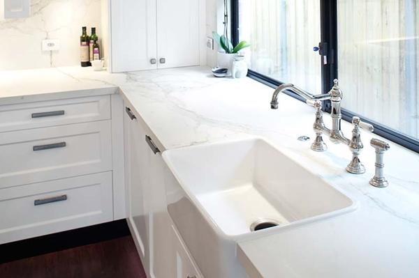 western suburb Sydney - kitchen sink installation