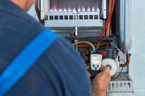 boiler - is it precarious